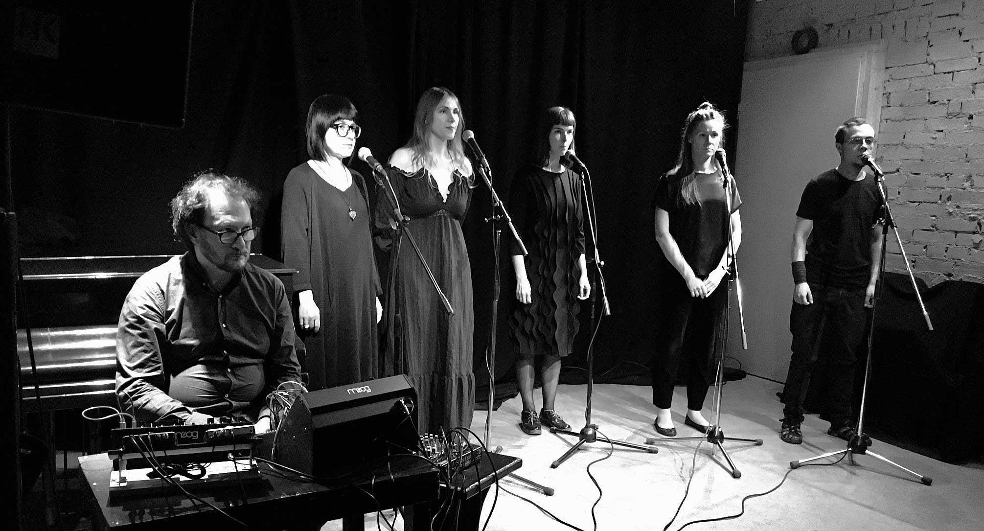 St.Petersburg Improvisers Choir