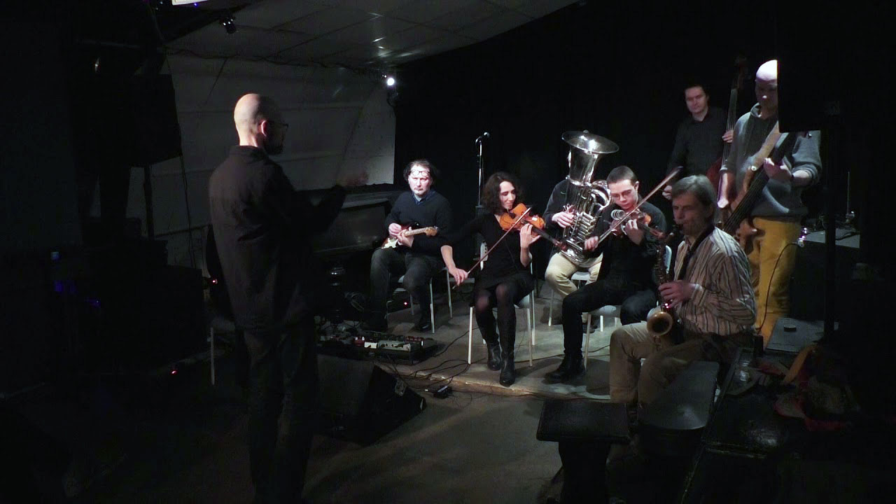 ST.PETERSBURG IMPROVISERS ORCHESTRA. Session LXXXII, part 1