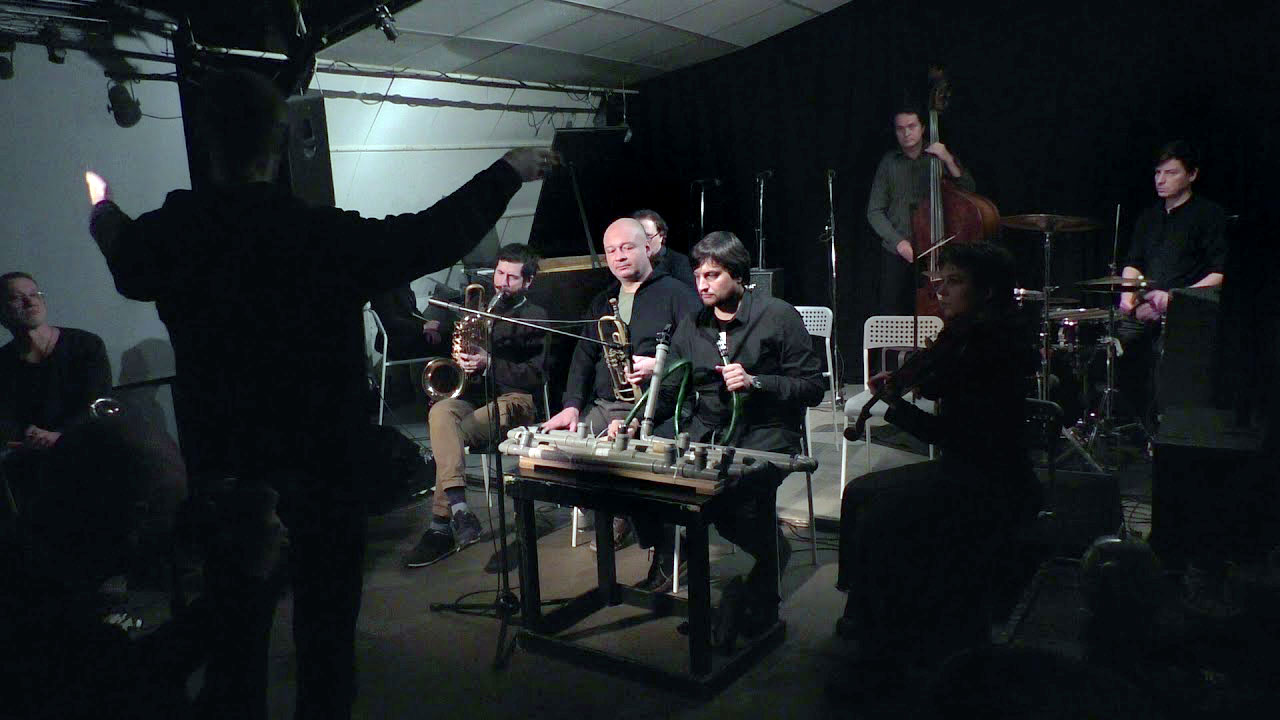 St.Petersburg Improvisers Orchestra: Session LXX